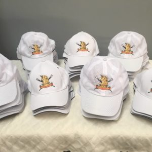 melbourne high school rowing club embroidered caps
